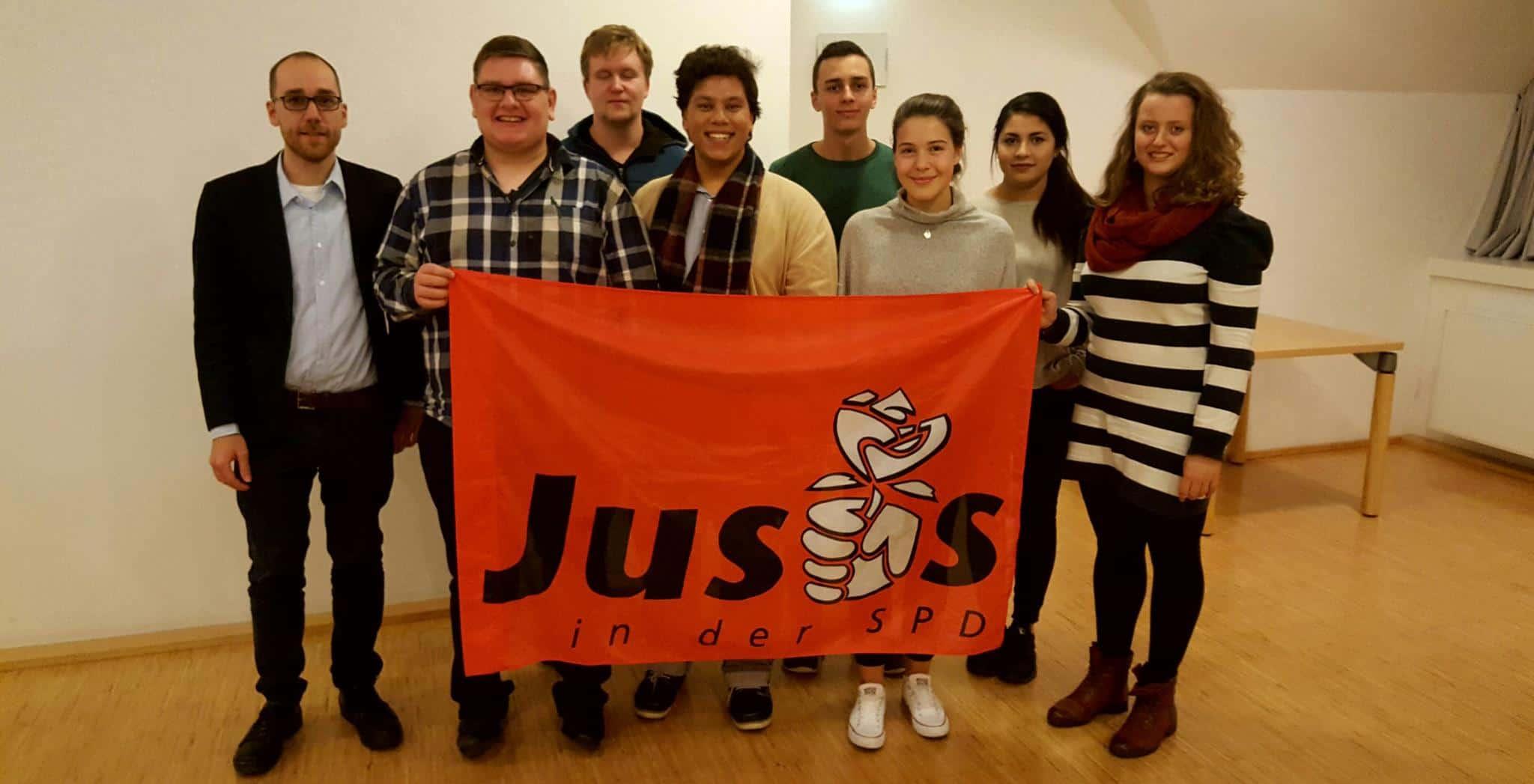 Jusos Boppard wählen neuen Vorstand